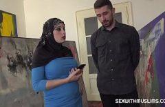 ممارسة الجنس مع اغتصاب عربي من قبل روسي