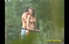 تم تصويره بالهاتف المحمول عندما يمارس الجنس مع شابين على جسر نقطة